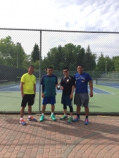june 3rd mens winners and runner up
