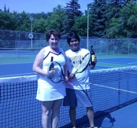 neil and lisette mixed tournament 2013